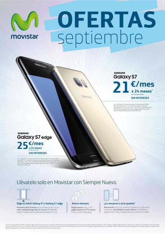 Ofertas de Movistar, Ofertas Septiembre
