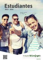 Ofertas de Viajes El Corte Inglés, Grupo Estudiantes 2015-16