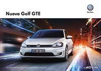 Nuevo Golf GTE