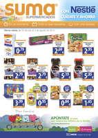 Ofertas de Suma, Con Nestlé cuídate y ahorra