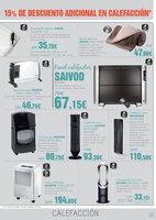 Ofertas de El Corte Inglés, Hasta un 20% de descuento en televisores LG