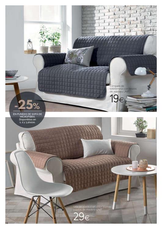 Comprar funda sof barato en gij n ofertia - Fundas sofa hipercor ...