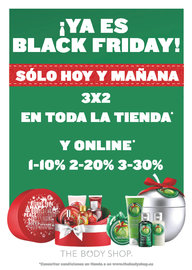 ¡Ya es Black Friday!