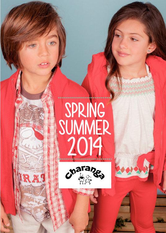Ofertas de Charanga, Spring Summer 2014