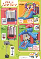 Ofertas de Toy Planet, Aire libre