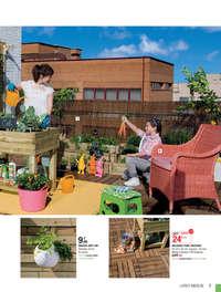 El jardín y la terraza que imaginas