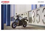 Ofertas de Yamaha, Gama Naked 2016