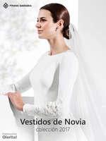 Ofertas de Franc Sarabia, Vestidos de Novia. Colección 2017