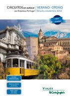 Ofertas de Viajes El Corte Inglés, Circuitos en Autocar por España y Portugal