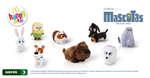 Ofertas de McDonald's, Happy meal mascotas