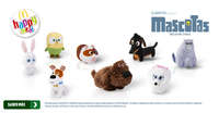 Happy meal mascotas