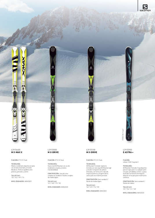 Ofertas de Intersport, ski'16