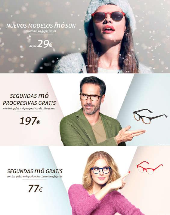 Ofertas de Multiópticas, Gafas Mó