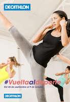 Ofertas de Decathlon, #VueltaAlDeporte