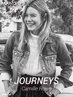Ofertas de MANGO, Journeys. Camille Rowe