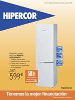 Ofertas de HiperCor, Tenemos la mejor financiación