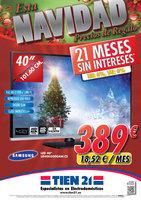 Ofertas de Tien21, Navidad