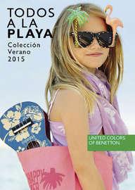 Colección niños verano  2015