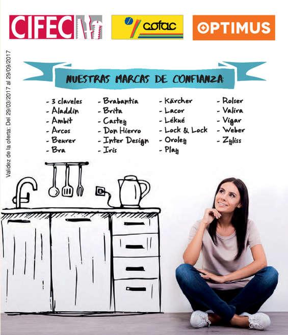 Ofertas de Cofac, Nuestras marcas de confianza