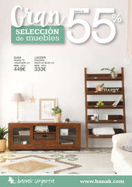 Gran selección de muebles hasta el 55% - Tenerife