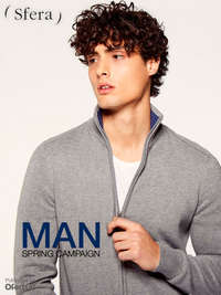 Man Spring Campaign 2017