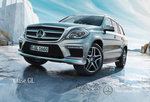 Ofertas de Mercedes-Benz, Clase GL
