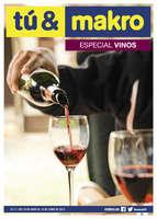 Ofertas de Makro, Especial Vinos