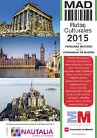 Ofertas de Nautalia, Rutas Culturales para Mayores