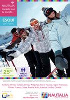 Ofertas de Nautalia, Nieve y esquí