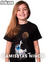 Ofertas de Friking, Camisetas Niños