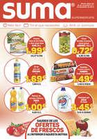 Ofertas de Suma Supermercados, Tot el que necessites, amb un somriure