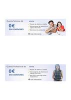 Ofertas de Deutsche Bank, Cuenta nómina