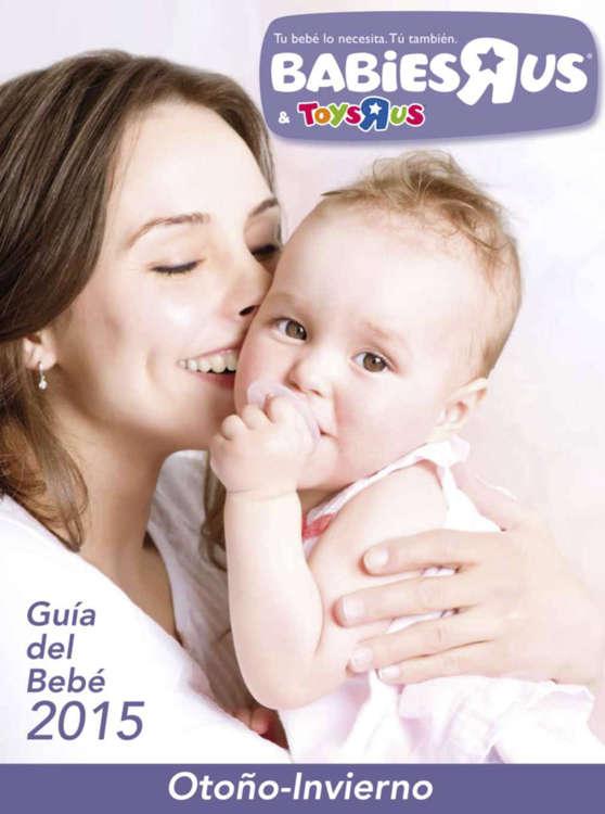 """Ofertas de Toys """"R"""" Us, Guía del bebé 2015"""