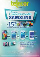 Ofertas de Telecor, 3 Días de superdescuentos Samsung