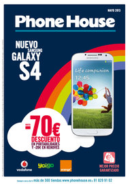 Phone House: Ofertas mayo