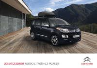 Accesorios Citroën C3 Picasso