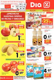 ¡Aprovecha nuestras ofertas en frutas y verduras!