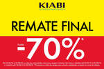 Ofertas de Kiabi, Remate final