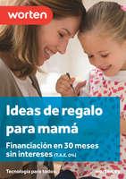 Ofertas de Worten, Ideas de regalo para mamá