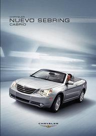 Nuevo Cabrio Sebring