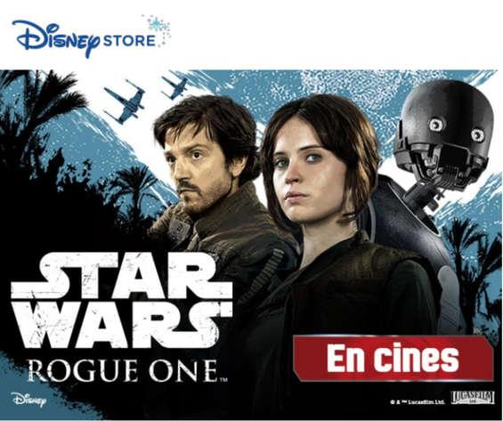 Ofertas de Disney Store, Star Wars