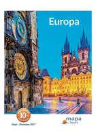 Ofertas de Linea Tours, Europa