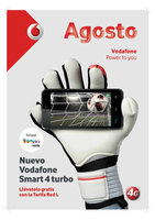 Ofertas de Vodafone, Power to you Agosto