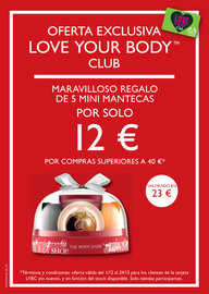 Oferta Exclusiva Love Your Body