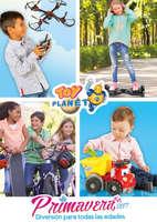 Ofertas de Toy Planet, Primavera 2017