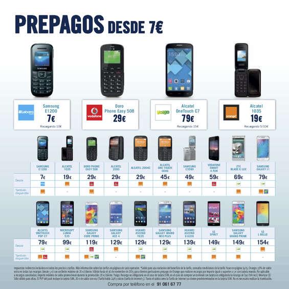 Ofertas de Phone House, La guía - Noviembre 2015