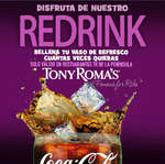Ofertas de Tony Romas, Llega el ReDrink