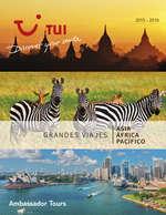 Ofertas de Viajes Cemo, Grandes viajes: Asia, África, Pacífico