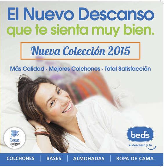 Ofertas de Beds, Nueva colección 2015
