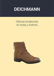 ¡Últimas tendencias en botas y botines!